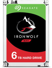 "Disque dur 3""1/2 Sata III 6To 256Mo IronWolf"