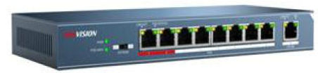 8 Port PoE Switch unmanaged