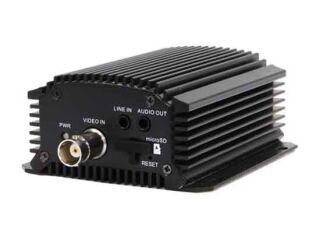 DS-6701HUHI ENCODEUR 1 VOIE Turbo HD/CVI/AHD/CVBS 5MP