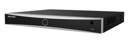 DS-7732NXI-I4/16P/4S NVR 32 VOIES POE ACUSENSE 4xSATA/8TB PAR HDD