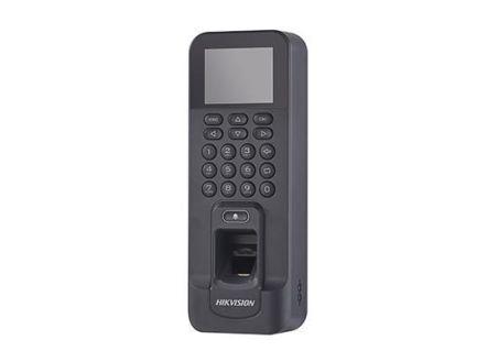 DS-K1T804MF TERMINAL CONTROLE D'ACCES EMPRUNTE + RFID + TNA