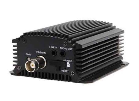 DS-6704HUHI ENCODEUR 4 VOIE Turbo HD/CVI/AHD/CVBS 5MP