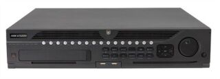 iDS-9016HUHI-K8/16S DVR/NVR ACUSENSE 4K 16 VOIES 8HDD H265+ 2U