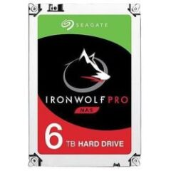 "Disque dur 3""1/2 Sata III 6To 256Mo IronWolf Pro"
