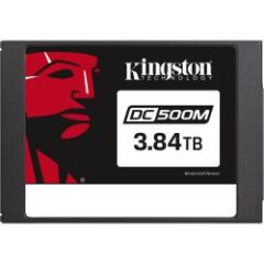 SSD Kingston DC500M 3,84To -SATA III Format 2,5''