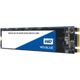 SSD WD Blue 3D NAND 250 Go Format M.2 2280