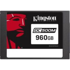 SSD Kingston DC500M 960Go -SATA III Format 2,5""