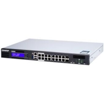 Appliance Qnap 8Go avec switch PoE 16 ports