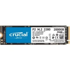SSD Crucial P2 2 To NVMe 3.0 x4   M.2 2280