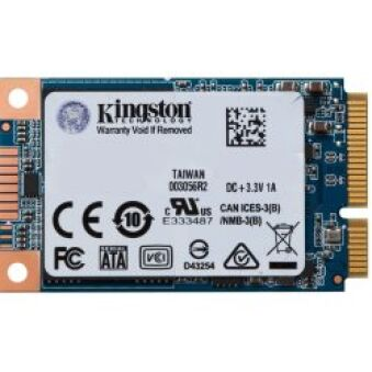 SSD Kingston UV500 480Go SATA III -Format mSata