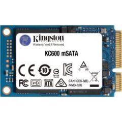 SSD Kingston KC600 256Go SATA III -Format mSata