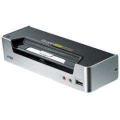 SWITCH KVM DESKTOP - 2 VOIES HDMI + USB + AUDIO