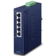 SWITCH INDUSTRIEL IP30 5 PORTS GIGABIT -40 A +75°C
