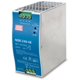 ALIMENTATION RAIL DIN 48V - 240W