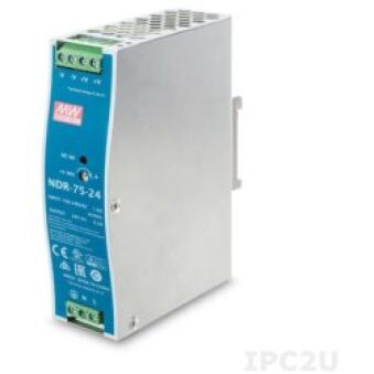 ALIMENTATION RAIL DIN 24V - 75W