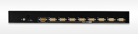 Switch KVM USB PS2 8 UC - 1 console 1U
