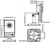 Caméra réseau AXIS M1011-W