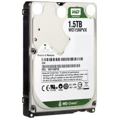 "Disque dur 2""1/2 Sata 1,5 To  8Mo WD Green 5400tr"