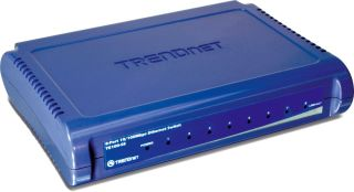 Switch 8 ports Ethernet - TE100-S8 - Noir