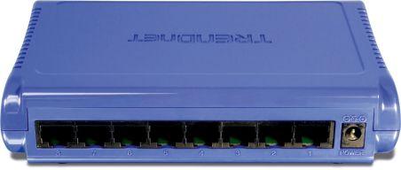 Switch 8 ports Ethernet - TE100-S8 - Noir