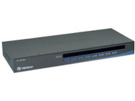 TRENDnet TK-1603R - KVM 16 ports VGA - USB et PS/2 - Rackabl