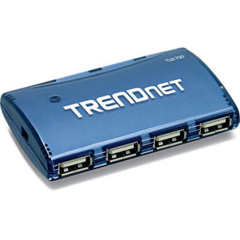 7-port Hi-Speed USB 2.0 HUB
