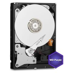 "Disque dur 3""1/2 Sata III 4To 64Mo Purple NVR"