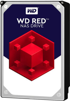 "Disque dur 3""1/2 Sata III 6To 64Mo Red Nas"