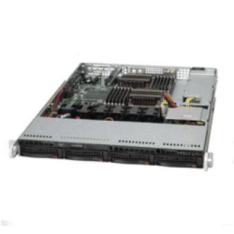 CamTrace serv. 1U No HDD/LIC max 17To util. RAID 5