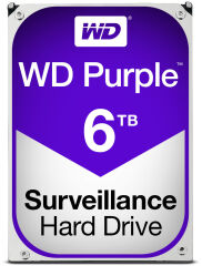"Disque dur 3""1/2 Sata III 6To 64Mo Purple NVR"
