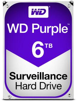 "Disque dur 3""1/2 Sata III 6To 64Mo Purple NVR"