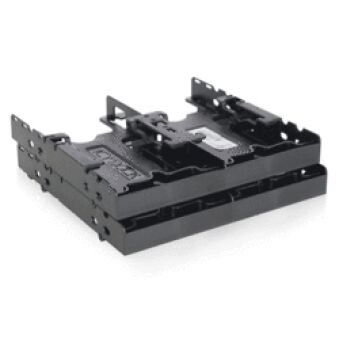 "Adaptateur HDD rapid 4x 2""1/2 emplacement 5""1/4"