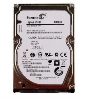"Disque dur 2""1/2 Sata hybride 1 To HDD / 8 Go SSD"