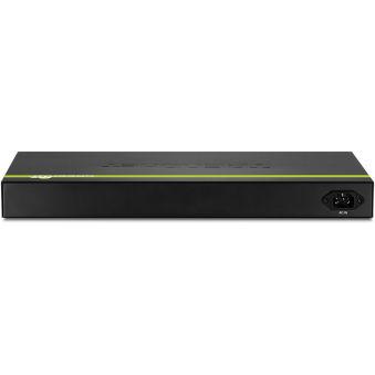 Switch Web Smart 16 ports PoE+ - TPE-1620WS - Noir