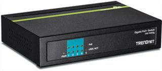 TPE-TG50G - Noir Switch 5 ports PoE+ Gigabit