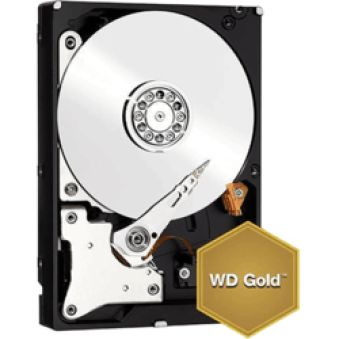 "Disque dur 3""1/2 Sata III 8To 128Mo Gold"
