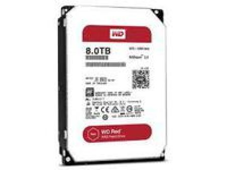 "Disque dur 3""1/2 Sata III 8To 64Mo Red NAS"