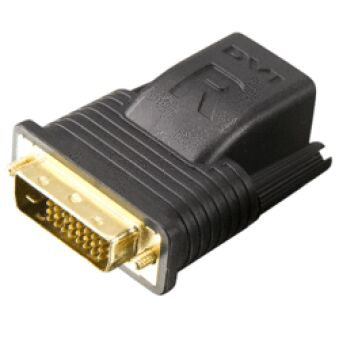 Mini vidéo extender DVI over Cat5 20m